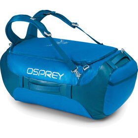 """Osprey Transporter 65 Backpack Kingfisher Blue"""